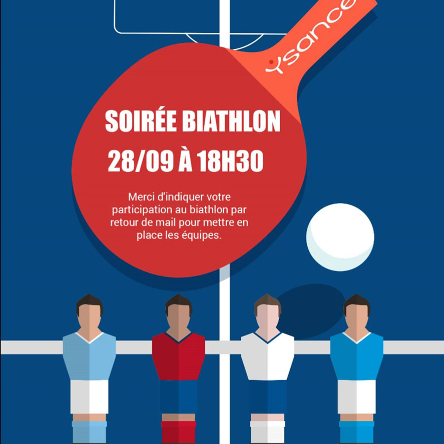 Ysance Tournoi Biathlon